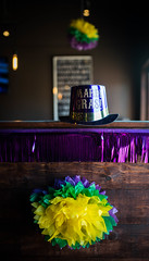 20170228-_SMP6203.jpg (Jorge A. Martinez Photography) Tags: nikon fx d610 sigma35mm14art gulp brew company mardigras celebration hurricane beads masks gumbo green hats