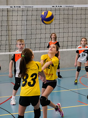 170129_VBTMU13_1_007 (HESCphoto) Tags: volleyball therwil vbtherwil mini damen mu13 99ersporthalle turnier saison1617