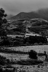 Stratification (Paul T McDowell Photography) Tags: 2016 autumn blackandwhite blackandwhitephotography camera canonef70200f28lisusm canoneos5dmarkii cloudy colour countydown day digital field fineartphotography horizontal image landscape landscapephotographer lens mountain mournemountains nature northernireland orientation outdoor paultmcdowellphotography photography places season sky time unitedkingdom weather year