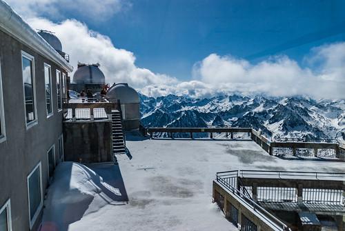 36-Au sommet du Pic de Midi de Bigorre