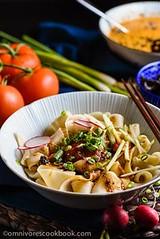 Biang Biang Noodles (alaridesign) Tags: biang noodles chinese hot sauce