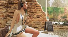 Sing A Song♪♪ (maririn noel) Tags: bueno opale uber plaaka anhelo con junk yumyum arcade bodylanguage