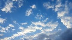 Wonderful blue sky  before sunset (eagle1effi) Tags: sky cielo himmel blue blau azul s7 samsung galaxy bonlanden filderstadt regionstuttgart damncool eagle1effi naturemasterclass