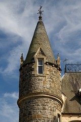 Cloan House (itmpa) Tags: cloanhouse 1800 1820 extended andrewheiton 1866 1860s harryramsaytaylor 19045 1900s listed categoryb house domestic frenchifiedscotsbaronial scotsbaronial cloan auchterarder ahss studytour architecturalheritagesocietyofscotland turret scotland archhist itmpa tomparnell canon 6d canon6d