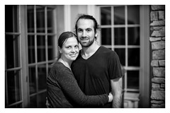 portrait (peterjcb) Tags: leica m monochrom 50mm noctiluxm f1 bokeh ccd portrait couple monochrome