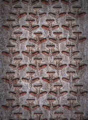Perception Game!! (clarkcg photography) Tags: planes steel rust texture texturaltuesday raised cutin