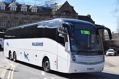 YN12CZJ  McLeans (Ace Travel), Airdrie (highlandreiver) Tags: yn12czj yn12 czj mcleans ace travel airdrie lanarkshire caetano bus coach coaches bruce salsburgh national express carlisle cumbria