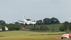 G-LGNF SAAB 340, Edinburgh (wwshack) Tags: edi egph edinburgh edinburghairport scotland turnhouse saab340 loganair flybe glgnf