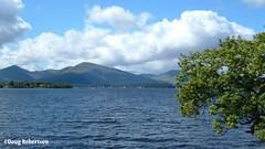 Loch Lomond (DougRobertson) Tags: loch lochlomond scotland water mountain