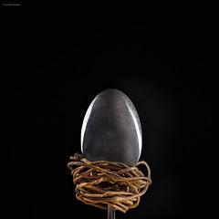 Huevochara (Fernacinguer1981) Tags: trampantojo bodegón huevo cuchara stilllife