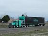 George Van Dyke Trucking Peterbilt 389 (Michael Cereghino (Avsfan118)) Tags: gvd george van dyke trucking peterbilt pete model 389 4 axle quad heavy haul curtain maxi trailer semi