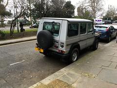 Gasoline 1987 Mercedes Benz GE280 4x4 (mangopulp2008) Tags: gasoline 1987 mercedes benz ge280 4x4 straight six 6