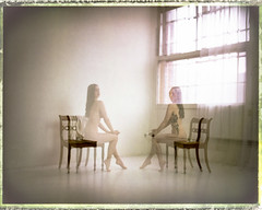 Sophie-double_Pola_101 (peter christopher photography) Tags: nude portrait doubleexposure polaroid mamiyauniversal
