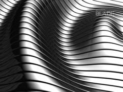 Aluminum abstract wave stripe pattern (shadowbilgisayar) Tags: abstract aluminum metallic steel texture stripe line background pattern backdrop chrome cold composition contemporary design hightech illustration inlay metal mosaic patchwork shiny silver square structure style technology industry decorration 3d distort twist wave ripple reflection wallpaper shape concave malaysia