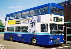 3068 F68 XOF (WMT2944) Tags: 3068 f68 xof mcw metrobus mk2a west midlands travel