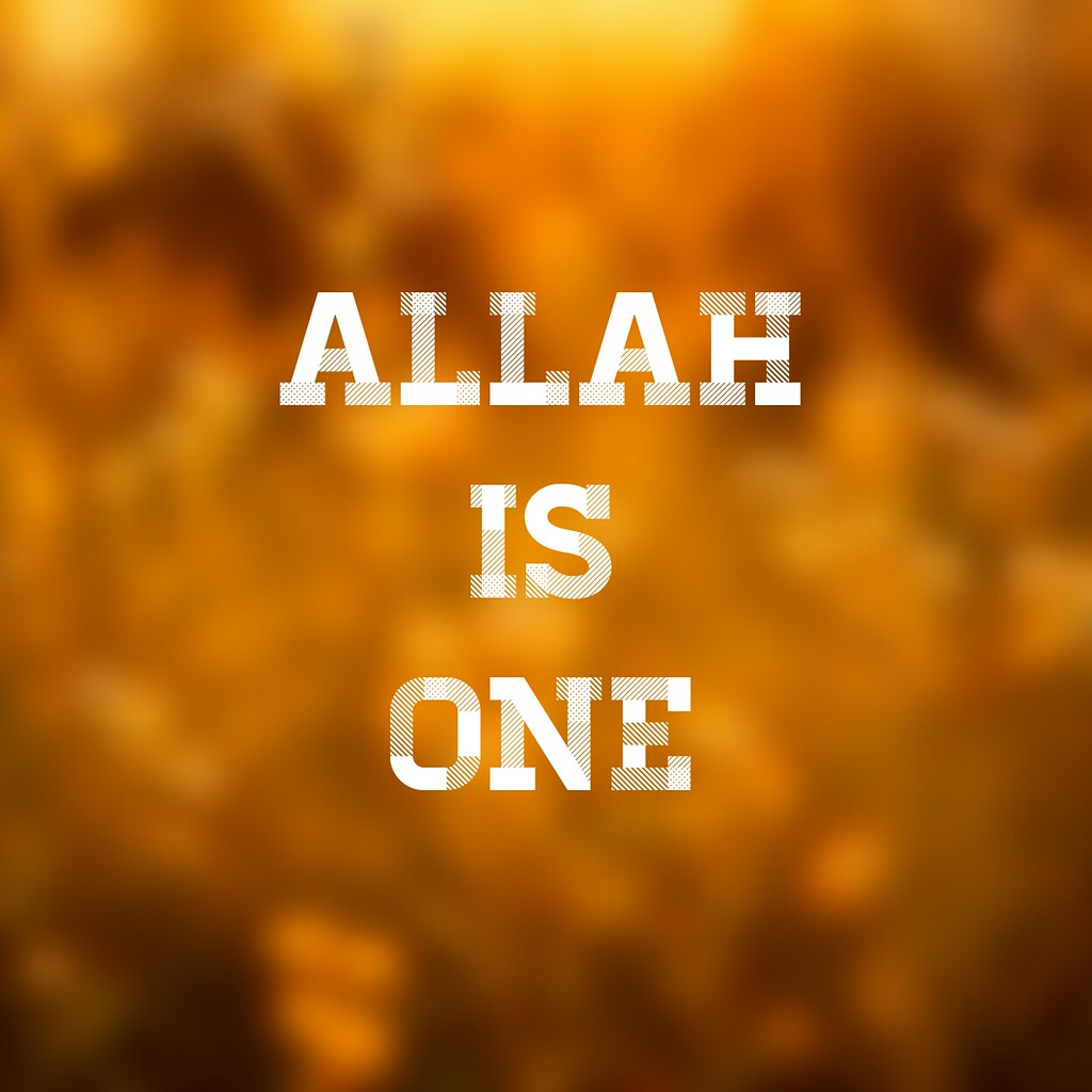 are we true muslims of allah essay Providing a comprehensive view of islam and muslims to  that the situation of a true believer is always  them, surely to allah we.