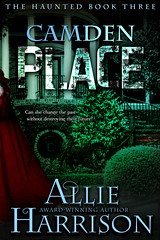Camden Place (CoverReveals) Tags: romance paranormal ghosts timetravel suspense mystery haunting