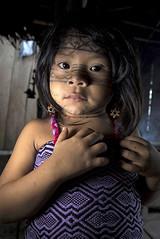Kaxinawá - Huni kuin (CassandraCury) Tags: regiãoamazônica acre amazônia regiãonorte florestaamazônica rio águadoce índio índios aldeia aldeiaindígena jordão hunikuin kaxinawá caxinauá kashinawá indígena indígenas etnia povosindígenas povos criança crianças criançaindígena tribo pinturafacial pinturacorporal jenipapo retratorosto