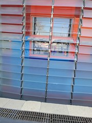 Torre Agbar Up Close (Yoav Lerman) Tags: lerman barcelona לרמן ברצלונה torre agbar