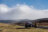M3W Glen Esk-16338 (Cal Fraser) Tags: 3wheeler car glenesk m3w milton morgan red scotland tarfside threewheeler unitedkingdom gb