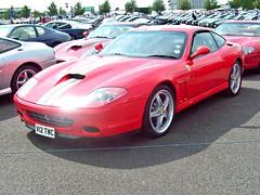 267 Ferrari 575M Maranello (2005) (robertknight16) Tags: ferrari italy 2000s 575m maranello pininfarina silverstone v12twc