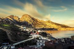 Amanecer sobre la Mujer Muerta, rincones de Ceuta (picscarpemi) Tags: amanecer ceuta marruecos mujermuerta