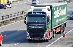 Eddie Stobart 'Cory Ursula' (stavioni) Tags: eddie stobart truck trailer lorry esl volvo fh fh4 460 cory ursula h4468 kx65oyo