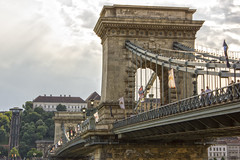Puente de las Cadenas (Budapest) (U2iano) Tags: puente cadenas széchenyi lánchíd chain bridge danube danubio budapest hungria hungary