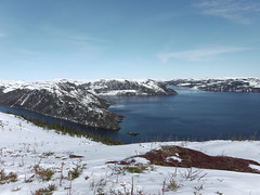 Lapoile Bay, Newfoundland (dave_gillam) Tags: baydunord baydeast lapoile snowmobiling backcountrynewfoundland