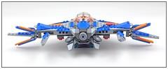 LEGO SuperHeroes Guardians of the Galaxy Vol 2 (2017) 26 (noriart) Tags: lego 2017 marvel comics komiks strażnicy galaktyki 76081 the milano vs abilisk 76079 ravager attack 76080 ayeshas revenge groot starlord mantis rocket raccoon recenzja 8studs guardians galaxy vol 2