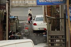 Hope passes back alleys (esraarı) Tags: humannature suburbs garbage citylife capitalism