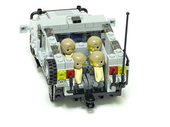レゴ ウォードッグ多目的高機動車(LEGO War Dog Multi Purpose High Mobility Vehicle)5 (popo lego) Tags: lego moc military army unarmored multipurpose high mobility vehicle レゴ 多目的 軍用車