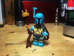 """Follow me . . . (LordAllo) Tags: lego star wars holiday special boba fett"