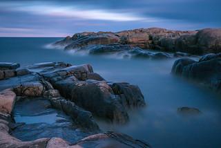 Rönnskärs udde, Sennebyhaken, Roslagen, Sweden