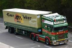 HE Payne Scania R164L P 11 YNE (truck_photos) Tags: