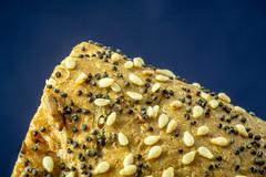 Seedy Bread (SKAC32) Tags: macro seeds bread macromondays memberschoiceseeds