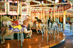 Carousel (beck-chan) Tags: carousel ektar kodakfilm ektar100 35mmfilm colorfilm