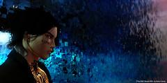 """The Wall"" (eve.studio (Noke Yuitza)) Tags: fantasy cyberpunk dystopia lea lindenendowmentforthearts eve 100originalmeshdesign animatedmeshparticlelights algae fantasyfair artanddesign shinyshabby"