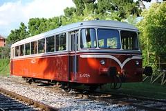 La bellissima ALn.1204 (Foto di Camilla) Tags: ciakrails rail rosso nafta treni treno stazione lago iseo italiane ferrovie fs macchifer aln1204 aln