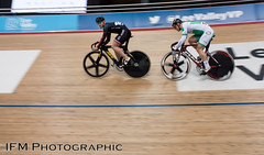 SCCU Good Friday Meeting 2017, Lee Valley VeloPark, London (IFM Photographic) Tags: img5136a canon 450d ef2470mmf28lusm ef 2470mm f28l usm lseries leevalleyvelopark leevalleyvelodrome londonvelopark olympicvelodrome velodrome leyton stratford londonboroughofwalthamforest walthamforest london queenelizabethiiolympicpark hopkinsarchitects grantassociates sccugoodfridaymeeting southerncountiescyclingunion sccu goodfridaymeeting2017 cycling bike racing bicycle trackcycling cycleracing race goodfriday