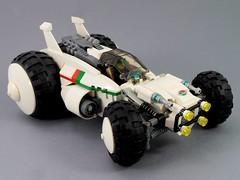 Octan Sandbeetle (BobDeQuatre) Tags: lego octan car scifi