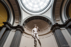 David by Michelangelo (Susanna Siu) Tags: david michelangelo travel traveleurope travelitaly florence fierence canon5dmarkll canonef1635mmf28liiusm canon