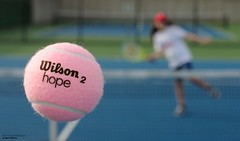 Hope (disgruntledbaker1) Tags: disgruntledbaker tennis bokeh