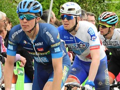 DSCN1230 (Ronan Caroff) Tags: cycling cyclisme cyclism ciclismo cyclist cyclists velo bike race course cup trobroleon tbl2017 tbl lannilis finistère 29 bretagne brittany breizh eastermonday france coupedefrance sport sports men man april 2017