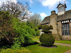 20170415_113252 (dkmcr) Tags: ruffordoldhall nationaltrust tudor heritage history lancashire daytrip attraction tourist rufford 15th april 2017 building landscape scenery