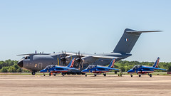 A400M Atlas Taxi (4myrrh1) Tags: french atlas a400m transport military flying flight aircraft airplane aviation airshow airport airforce al alabama 2017 canon 6d ef70300l