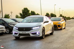 Cars (drift.pking) Tags: sunday car carmeet fast cars automotive photography sialkot sialkotiracers punjab pakistan mitsubishi lancer evo daihatsu coupen civic honda toyota vitz love eg egnation lowlife dropped dk