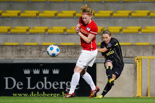 K. Lierse SK - PSV/FC Eindhoven