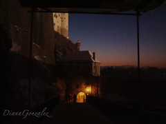 Festung Hohensalzburg (Di Gonzalez) Tags: sunset salzburg austria