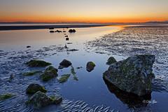 Crescent Beach after Sunset (PhotoDG) Tags: sunset sun seascape color beach vancouver landscape long exposure wideangle surrey crescent boundarybay polarizer gnd leefilter